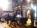 Pevski zbor Doma sv. Lenart prepeval v mariborski stolnici